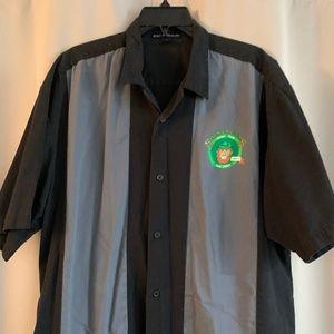 Shenanigan's Irish Pub Short Sleeve Button Up